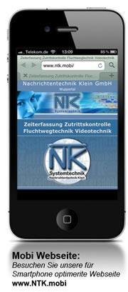Besuchen Sie unsere auf Smartphone optimierte Webseite
